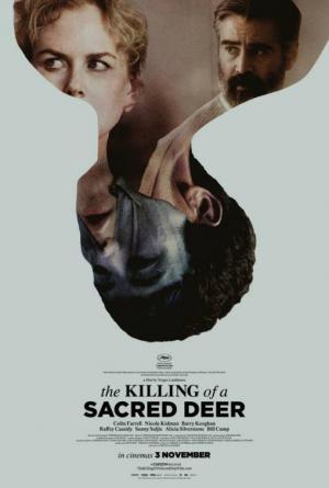 El sacrificio del ciervo sagrado (HD 720p, HD 1080p y Español- Inglés, 2017) poster box code