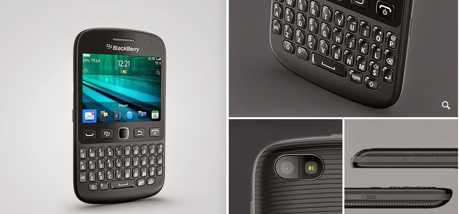 Harga BlackBerry 9720 Samoa Terbaru