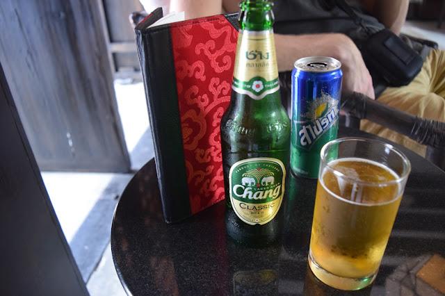 Rachamankha Hotel welcome drink