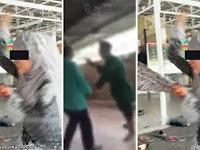 VIDEO: Pasangan Pengantin Berkelahi di Masjid Gara-Gara Maharnya Kurang.