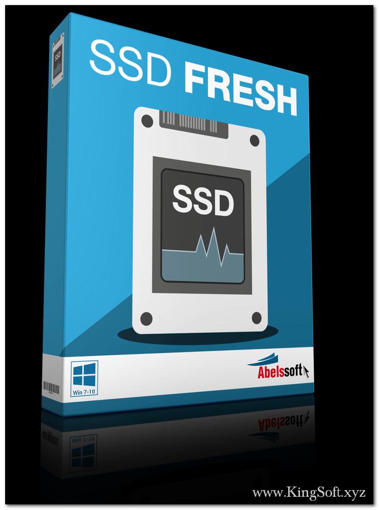 Abelssoft SSD Fresh 2018.7.43 Build 159 Full Key, Phần mềm tăng hiệu suất và kéo dài tuổi thọ ổ cứng SSD