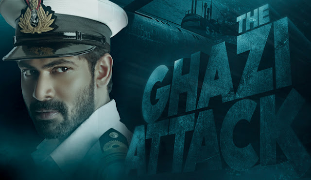 The Ghazi Attack , The Ghazi Attack Poster, The Ghazi Attack First Look , The Ghazi Attack Karan Johar