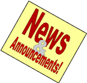 News & Announcements!