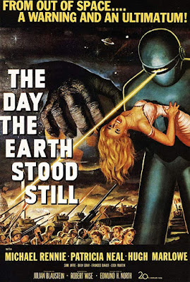 The Day the Earth Stood Still [1951] [DVDR] [R2] [NTSC] [Spanish]