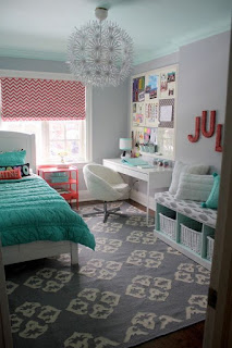 Desain kamar tidur anak sederhana