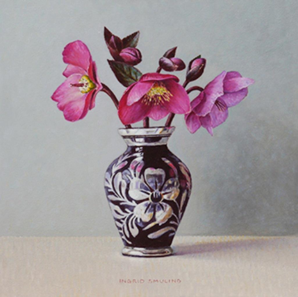 Im genes arte pinturas jarrones y vasijas artesanales con - Fotos jarrones con flores ...