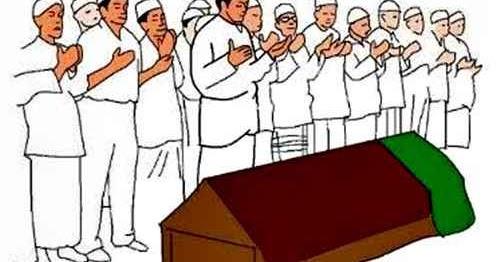 Niat Dan Tata Cara Sholat Jenazah/Mayit Lengkap Bacaan Doanya