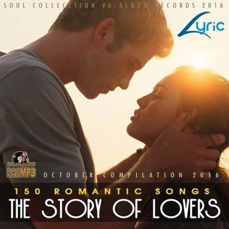 Download [Mp3]-[Hot Pick] 150 Romantic Songs VA – The Story Of Lovers (2016) @320kbps 4shared By Pleng-mun.com