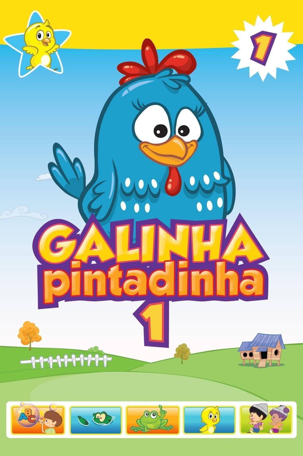 A Galinha Pintadinha 1 – Nacional (2008)
