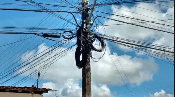 Eletrobras - Al inicia operação 'Gato Net' contra instalações clandestinas