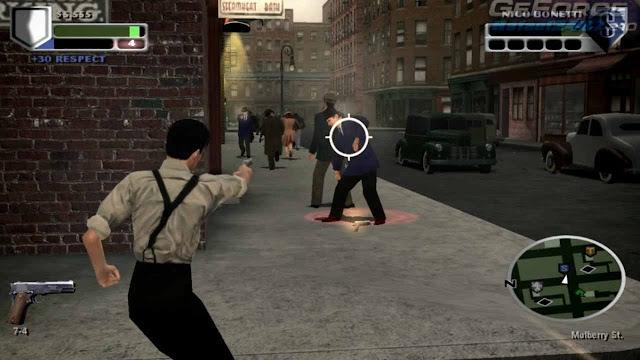 تحميل لعبة العصابات the godfather 1 كاملة للكمبيوتر برابط مباشر ميديا فاير مضغوطة بحجم صغير مجانا