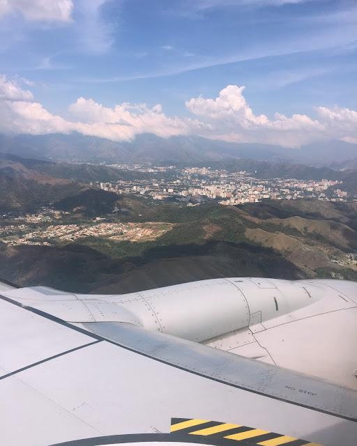 Llegando a Valencia Venezuela