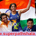 First Indian Woman Wrestler to Win Asian Games Gold Medal