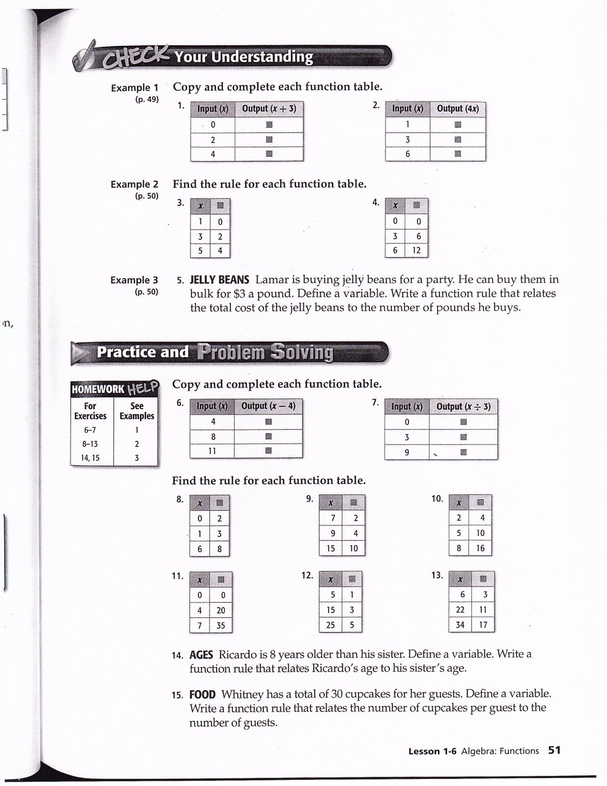 6th Grade Math Homework Help Online Better Grades
