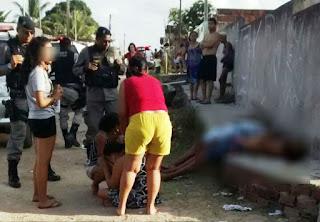 Jovem é executado com tiros na cabeça na Paraíba; outra vítima é socorrida