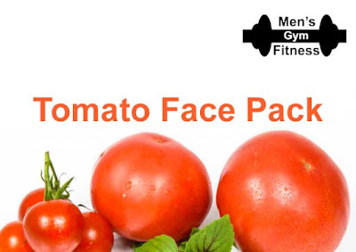 8 Homemade Face Pack Will Make Your Face Glowing & Oil Free In Summer:- Tomato Face Pack