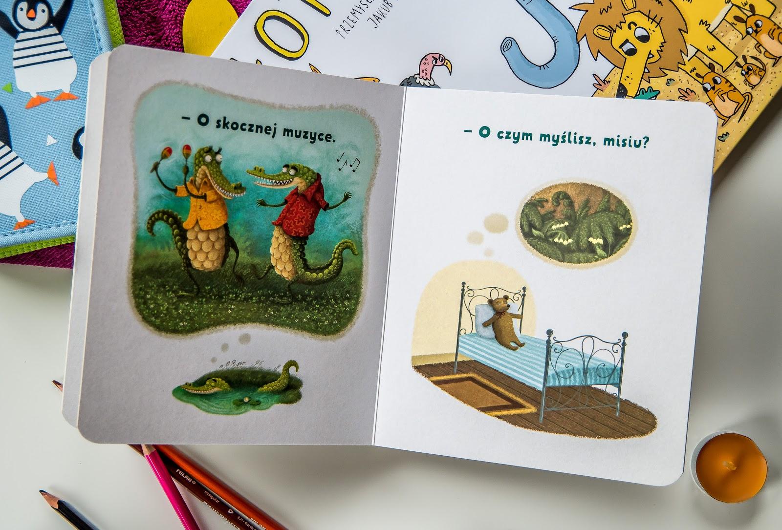 ciekawe książki dla dzieci
