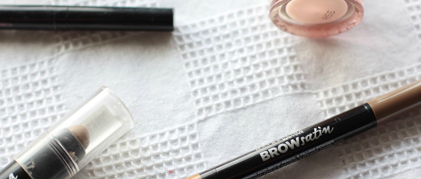 BEAUTY // The Brow Collection
