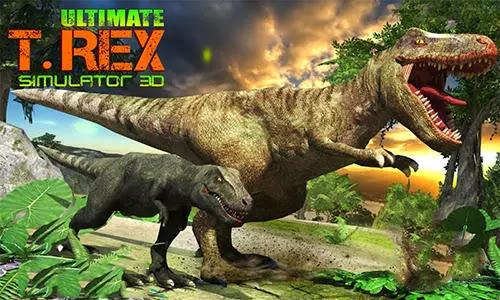 T-Rex simulator 3D Apk