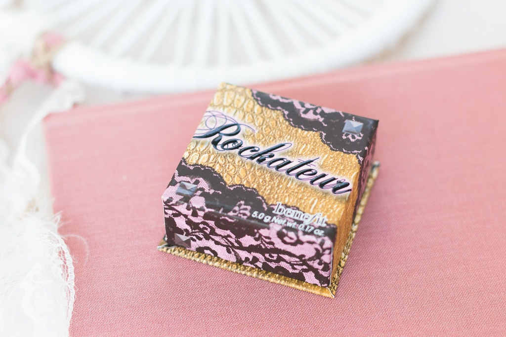Giveaway mit Benefit Rockateur am dritten Advent des Liebster Blogger Adventskalenders