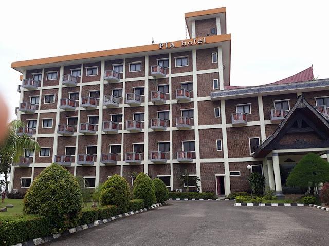 Wisata Pantai Pandan Hotel Pia