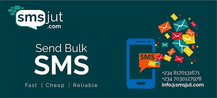 Best SMS portal in Nigeria - SMSJUT.COM