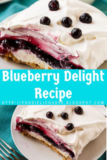 Blueberry Delight Recipe