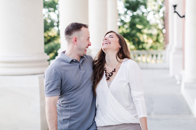 Downtown Annapolis Engagement Photos by Heather Ryan Photography