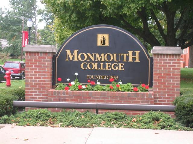 Monmouth College Dean's List Spring 2018, Metamora Herald