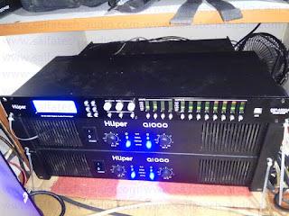 Speaker Management Huper 480