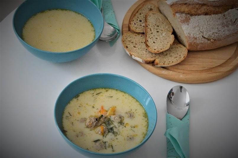 Najlepsza zupa na świecie! ZUPA KRÓLEWSKA - przepis.