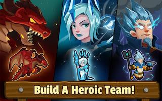 Realm Defense Hero Legends TD MOD APK Terbaru