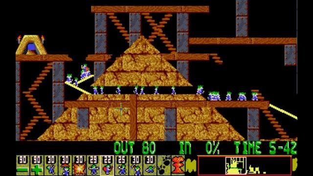 Lemmings PC Game