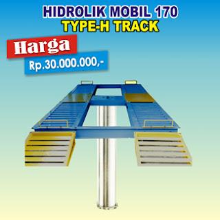 Hidrolik-Track 170