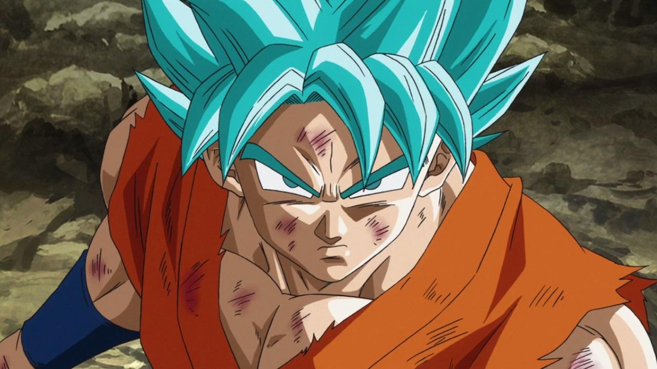 Goku ssjblue