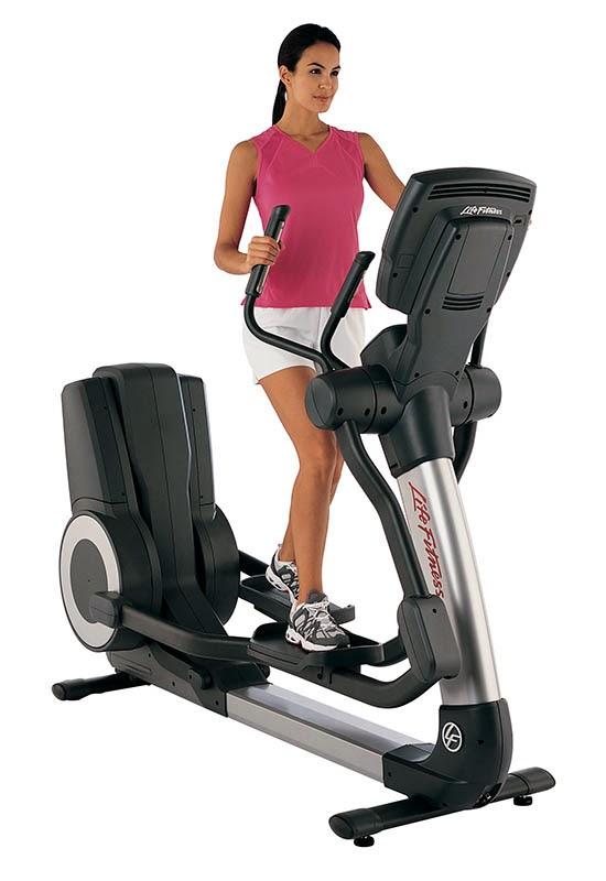 La elíptica y el ejercicio cardio