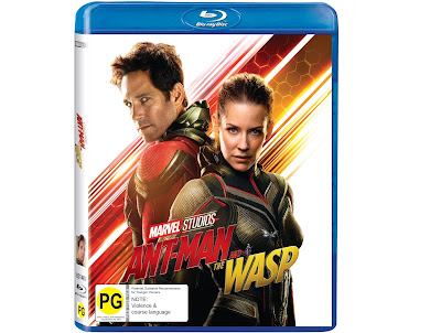 Win a copy of Marvel's Ant-Man and The Wasp