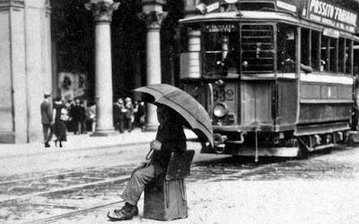 duomo milano guggia scambio tram