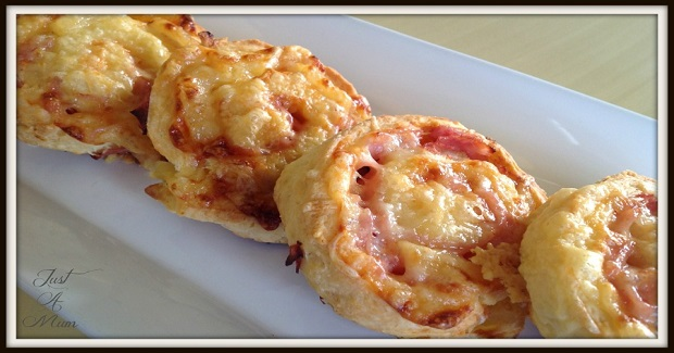 Hawaiian Pizza Scrolls Recipe