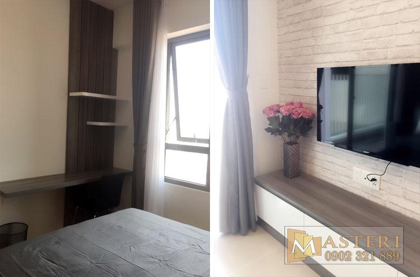 Bán căn hộ Masteri Thảo Điền 2 phòng ngủ 60m2 view sông cực đẹp - hinh 6