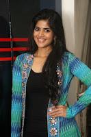 Megha Akash Glam Stills at LIE Success Meet TollywoodBlog