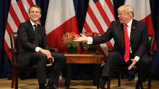 Ambos mandatarios mantuvieron un cordial encuentro en septiembre de 2017 antes de la Asamblea General de la ONU.