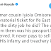 ''It never pays to sell your soul to the devil'' - FFK shades his ''former cousin'' Iyiola Omisore