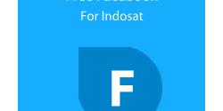 Cara Facebook an Gratis Memakai Kartu Sim Indosat