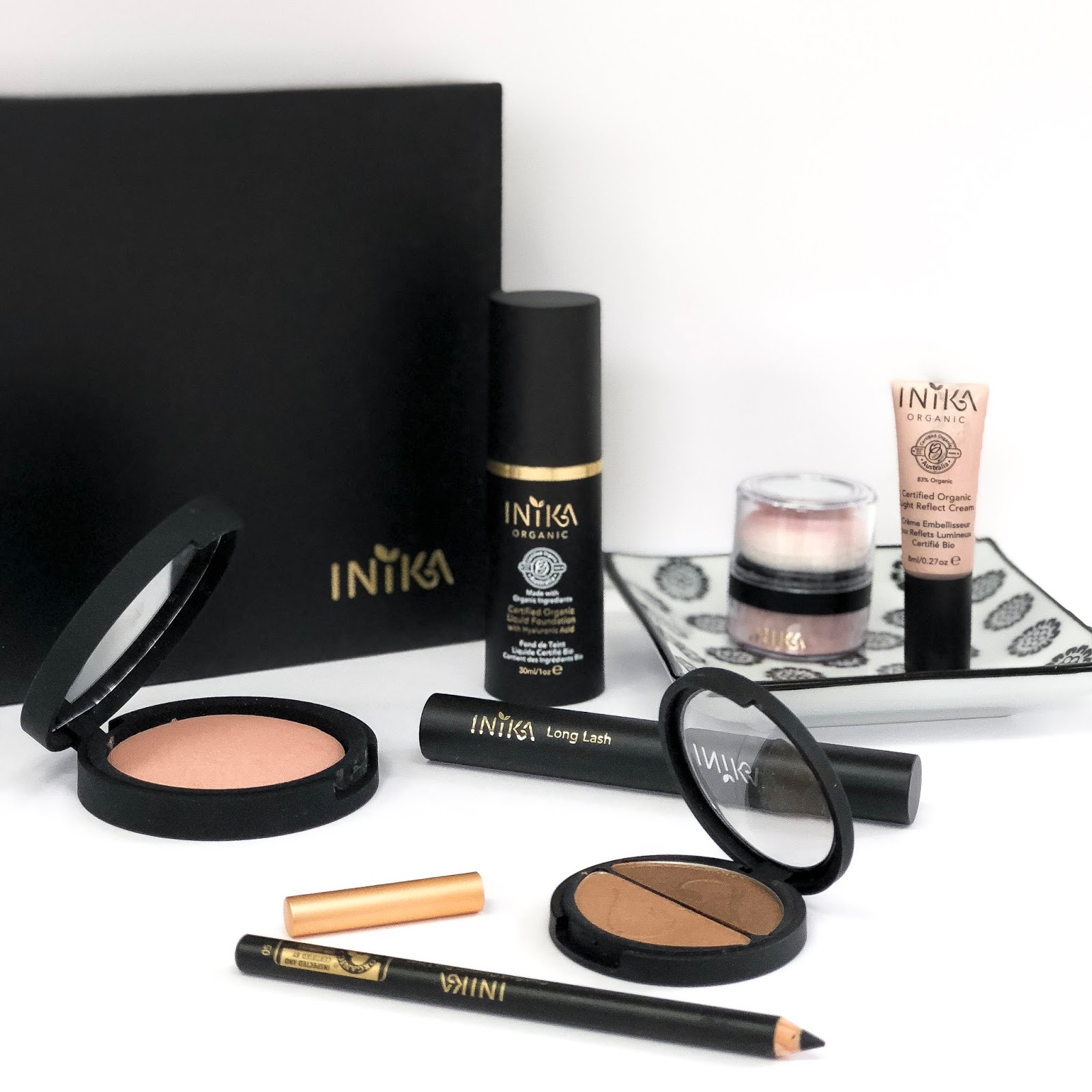 Product Review Inika Mineral Eye Shadow And Liner From Ry The Buds Nurturing Nursing Cream 15ml