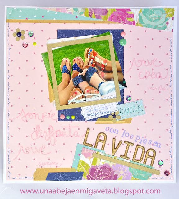 http://unaabejaenmigaveta.blogspot.com.es/2015/11/layout-con-los-pies-en-la-vida.html