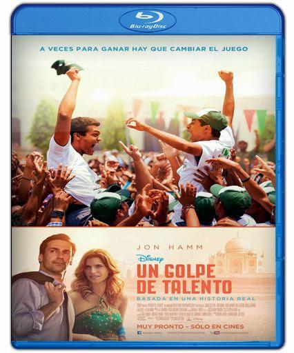 Un Golpe de Talento 1080p HD Latino