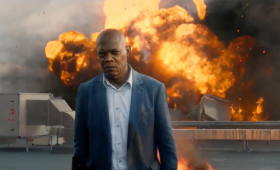 "Samuel L. Jackson e Ryan Reynolds entram em conflito no trailer de ""The Hitman's Bodyguard"""