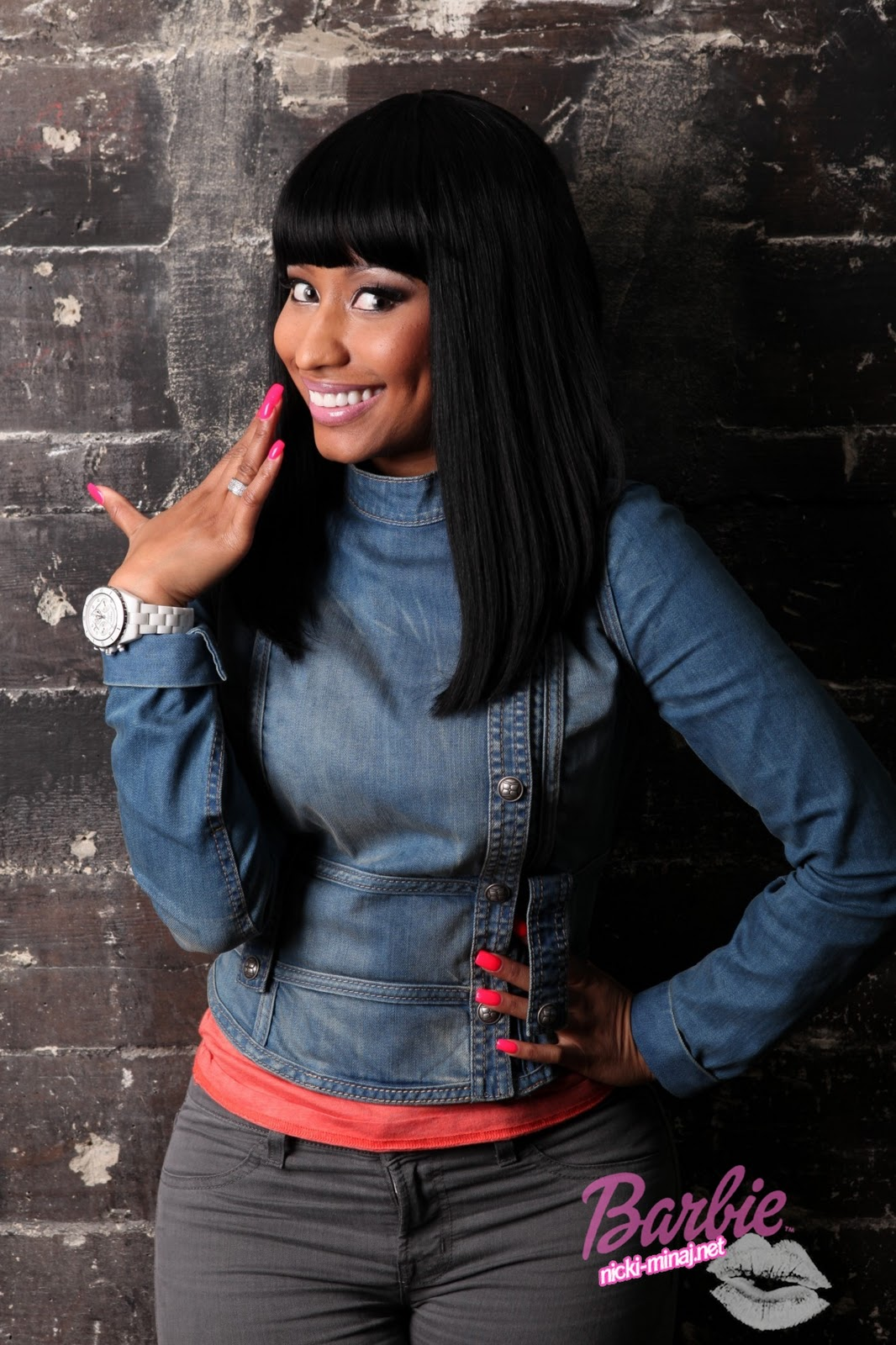 A New Life Hartz Nicki Minaj Super Bass Hairstyles Pictures