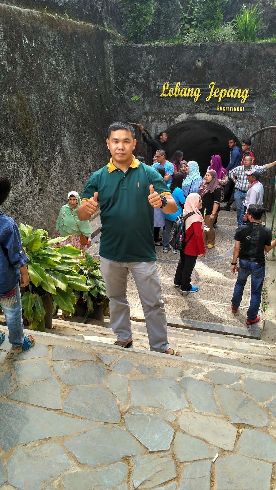 Tutorial Salim : Jalan-jalan ke Lubang Jepang Bukit Tinggi